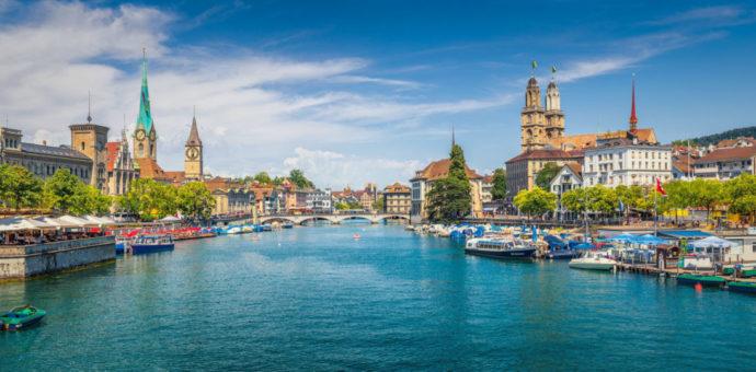 Facebook chose Switzerland