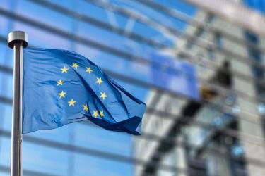 european union blockchain
