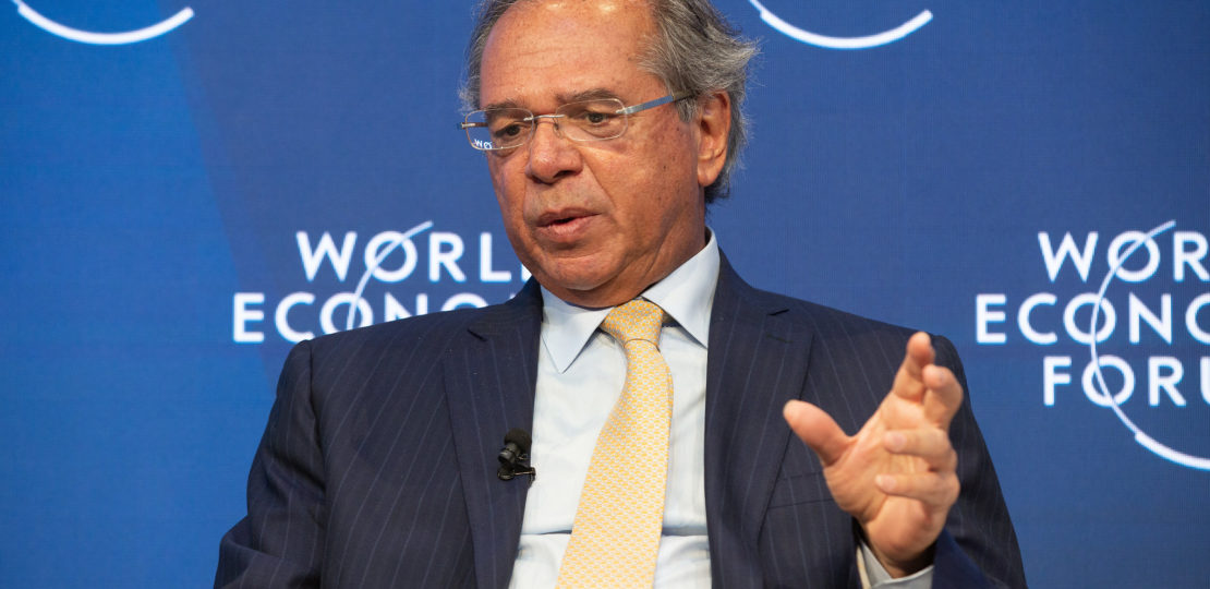 Guedes: Central banks are rushing to incorporate the blockchain