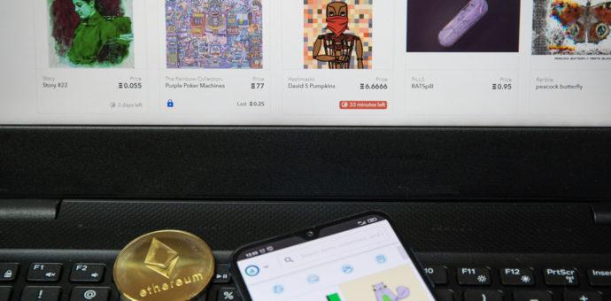 nft art market