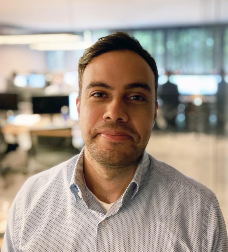 Guilherme Kinzel - Transfero's Quantitative analyst